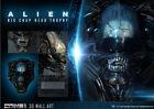 Alien Big Chap Head Trophy 3D Wall Art Statue Prime 1 Studio
