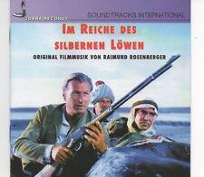 """Raimund Rosenberger - """"Im Reiche des silbernen Löwen"""", CD neu, OVP, Soundtrack"""