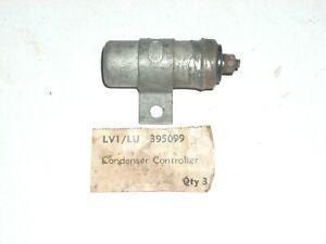LUCAS 395099 Condenser Controller ex-WD capacitor?