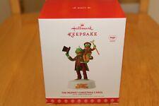 2017 Hallmark Keepsake Muppet Christmas Carol Kermit The Frog - 25th Anniversary