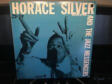 HORACE SILVER - and the Jazz Messengers ~BLUE NOTE 81518 w/Mobley & Dorham >NICE