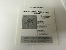 Hush Arbors / Arbouretum – Aureola : Thrill Jockey – thrill 299 : RARE PROMO
