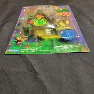 Teenage Mutant Ninja Turtles Movie Star Raphael Raph TMNT 1995 Blue Weapons Card