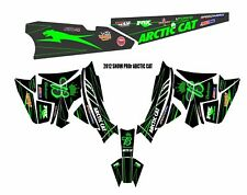 ARCTIC CAT TUNNEL GRAPHICS hood WRAP 2012 2017 SNO PRO RACER 600 KIT