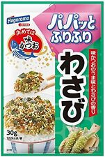 New FURIKAKE PaPatto FuriFuri  WASABI by Hagoromo  Japan 30g