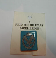 1980's NOS army air corp  lapel Badge