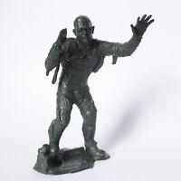 "THE MUMMY Louis Marx 6"" Figure DARK GREEN UNIVERSAL MONSTERS Boris Karloff"