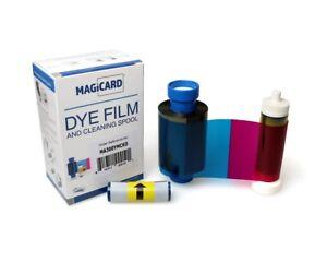 MAGICARD 600 YMCKO Colour Ribbon MB300YMCKO - 300 prints
