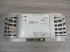 OMRON S82K-24024 DC Power Supply 24VDC 10Amp 120/230VAC *Fully Tested*