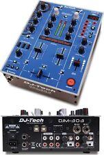 Dj Tech DJM303BLUEEDITIO Twin Usb - 2ch Dj Mixer W/9 Effects Including