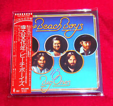 The Beach Boys 15 Big Ones JAPAN MINI LP CD TOCP-70550