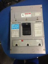 ITE Siemens JXD63B300 Circuit Breaker 300 Amp 600 VAC. used in Good Condition