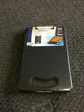 Officemate Letter/A4 Size Deluxe Tablet Clipboard Case, #83314, BELOW WHOLESALE