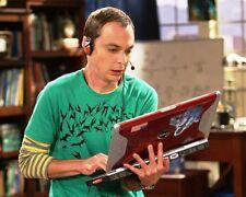 The Big Bang Theory Jim Parsons Glossy 8x10 Photo 8