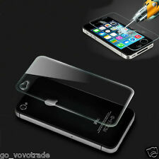 Set Front and Back Tempered Glass Film Screen Protector for iPhone 4 4S