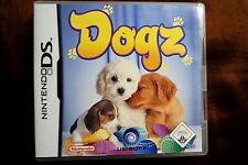 Dogz - Hundewelpen 18 Rassen - DS Deutsch komplett in OVP mit Handbuch