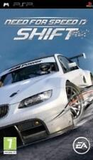 PlayStation Sony PSP Need for Speed Shift impecable