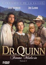 Docteur Quinn, Femme Médecin: L'intégrale de la saison 1 - Coffret 5 DVD [Impo