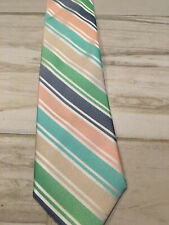 The Childrens Place boys striped tie size 8-14