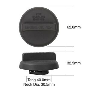 Tridon Oil Cap TOC532 fits Toyota Camry 3.0 V6 (MCV20R), 3.0 V6 (MCV36R)