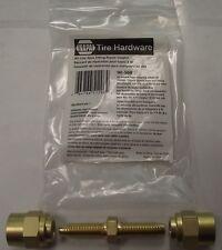 """Napa 90-568 1/4"""" Reusable Brass Hose Splicer Coupler For Air Hoses"""