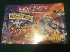 New 1999 Limited Collector Edition Monopoly Looney Tunes Factory Sealed