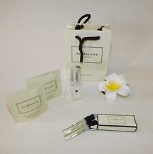 Jo Malone Pear & Freesia 9ml Travel size + 2 x Body Cream 7ml + 2 Lime & Basil