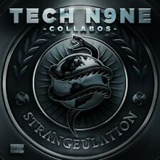 Strangeulation - Tech N9ne Collabos (2014, CD NIEUW) Explicit Version  Explicit