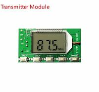 1PCS Digital FM Transmitter Module DSP PLL Wireless Stereo Module 76-108MHz