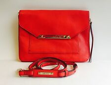 Stella And Dot Tia Cross Body Bag/ Clutch ~ POPPY RED ~ BRAND NEW!