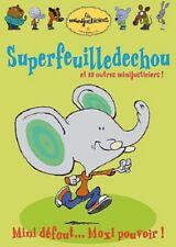 Les Minijusticiers Volume 4 Superfeuilledechoux DVD NEUF SOUS BLISTER
