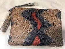Halogen Leather Tablet Bag