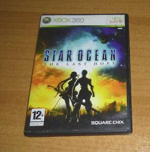 Jeu de role RPG XBOX 360 - Star ocean the last hope