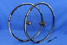 "New Shimano XT WH-M785 26"" Disc MTB Wheelset- 15x100mm Front - 135mm QR Rear"