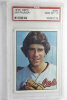1975 SSPC Jim Palmer #380 PSA 10 Gem Mint Baltimore Orioles Pop 17