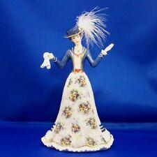 Bon Voyage Elegant Era Victorian Lena Liu Bell  Bradford Exchange