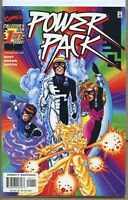 Power Pack 2000 series # 1 fine comic book