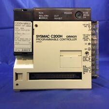 Omron C200H-CPU01-E PLC + C200H-MR831 Memory Unit RAM 16KB
