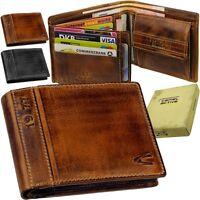 CAMEL ACTIVE Herren Brieftasche Portemonnaie Geldbeutel Geldtasche Geldbörse 77