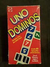 Uno dominos - 1995 mattel - free shipping
