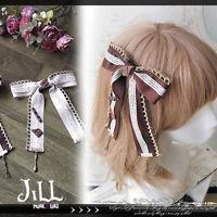 lolita princes diary Toy knight poker card merit badge pin hair clip【JI3095】