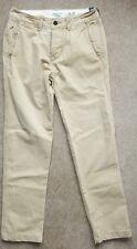 BNWT RRP £ 70 Abercrombie & Fitch Piedra Ajustado Recto Jeans W 28 in (approx. 71.12 cm) L 30 in (approx. 76.20 cm)