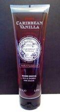 Perlier Caribbean Vanilla & Sandalwood Bath & Shower Gel  8.4oz Tube - Sealed!