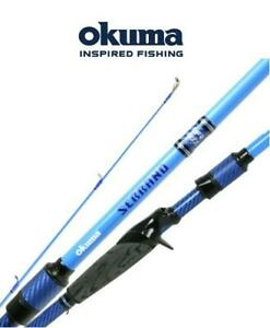 "Okuma Serrano 7'4"" Medium Light Spinning Rod SRNS741ML"