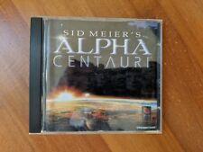 Sid Meier's Alpha Centauri (PC, 1998)