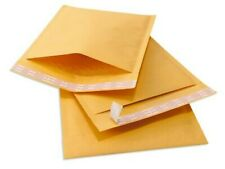"""New listing 25 pack 8""""x10"""" Kraft Bubble Mailers Shipping Envelopes Bags 8x10 Cd Dvd #0"""