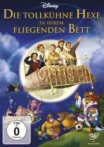 Die tollkühne Hexe in ihrem fliegenden Bett [DVD/NEU/OVP] Fußballspiel der Tiere