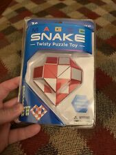 MAGIC SNAKE--TWISTY PUZZLE TOY (NEW)