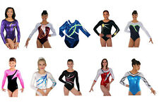 New! Adult Medium Clearance Competition Leotards - 22 to choose from
