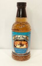 Cafe al Fresco Sugar Free Gourmet Vanilla Coffee Syrup 12.7 oz Bottle